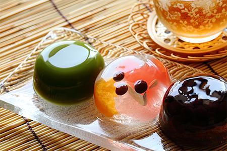 水菓子と誤解されている和菓子